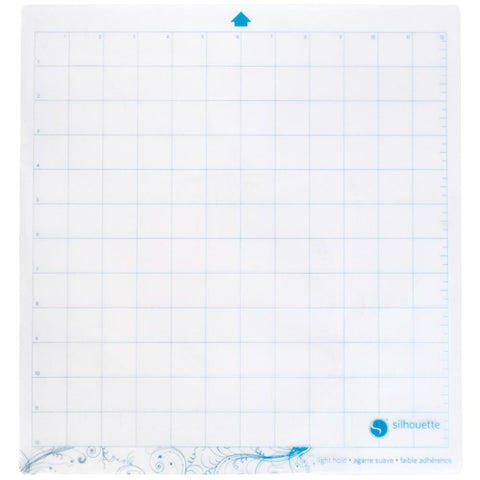 "Silhouette Cameo Light Tack Cutting Mat 12"" X 12"" MAT12LT 