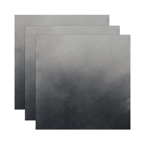 "Silhouette Curio Metal Stippling Sheets 5"" X 7"" 6/Pkg Aluminum CURIOSTP 