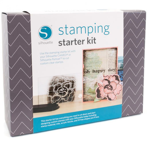 Silhouette Stamping Starter Kit KITSTAMP | Maple Treehouse