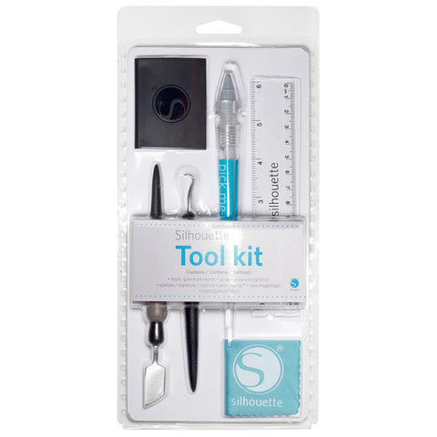Silhouette Tool Kit 6/Pc TOOLKIT | Maple Treehouse