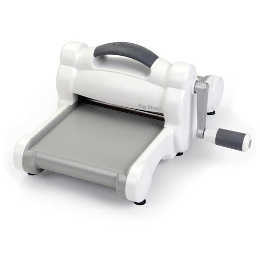 Sizzix Big Shot Machine Gray & White 660425 | Maple Treehouse