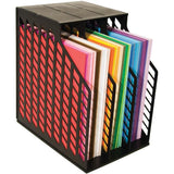 "Cropper Hopper Storage Studios Easy Access Paper Holder 14.25"" X 9.5"" X 13.5"" CH92579 