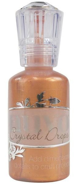 Tonic Studios Nuvo Crystal Drops 1.1oz Metallic Copper Penny NCD 654 | Maple Treehouse