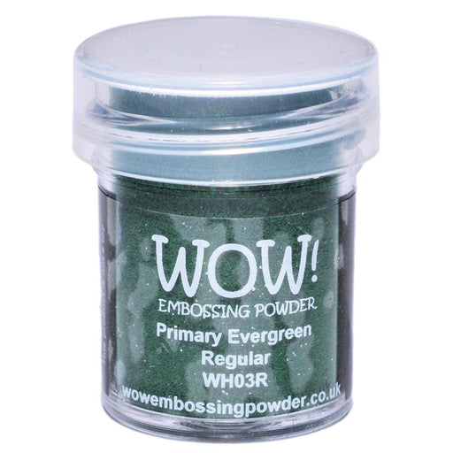 Wow Embossing Powder 15ml Evergreen WOW WH03R