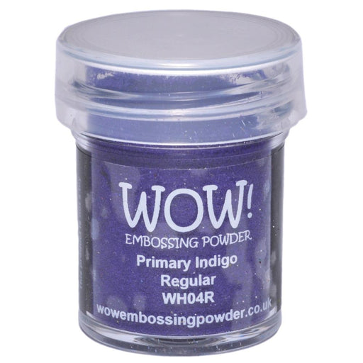 Wow Embossing Powder 15ml Indigo WOW WH04R