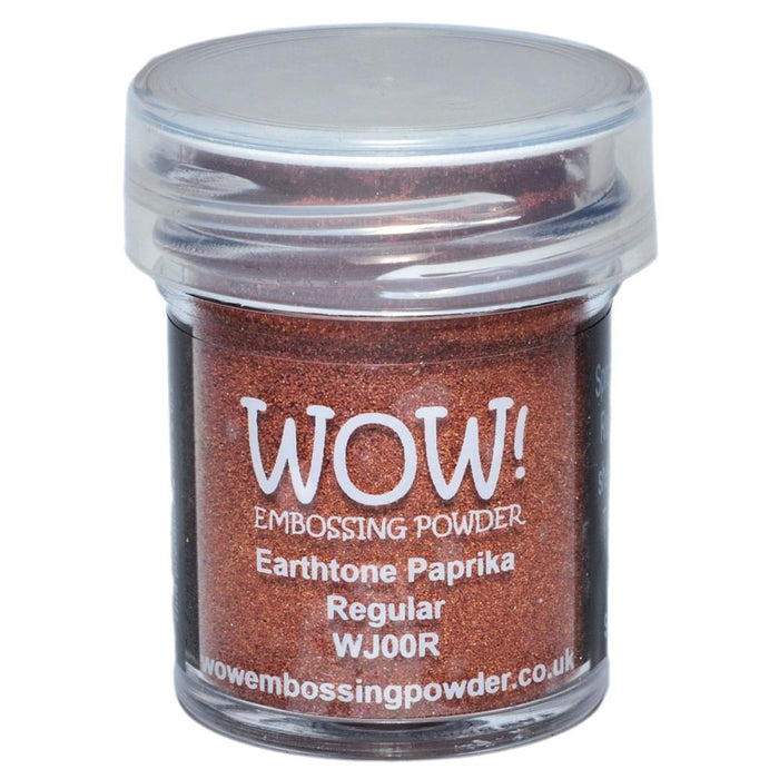 Wow Embossing Powder 15ml Paprika WOW WJ00R