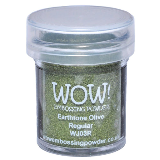 Wow Embossing Powder 15ml Olive WOW WJ03R
