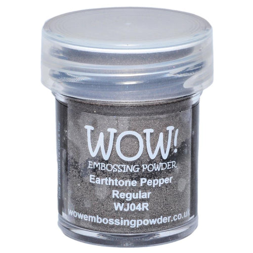 Wow Embossing Powder 15ml Pepper WOW WJ04R