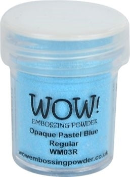 Wow Embossing Powder 15ml Pastel Blue WOW WM03R