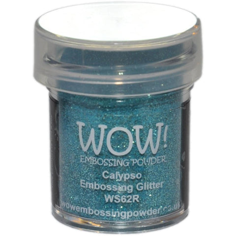 Wow Embossing Powder 15ml Calypso WOW WS62R