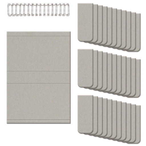 "We R Memory Keepers Cinch Perpetual Calendar Kit 8.75"" x 9.25"" Covers, Pages & Wire 62361 