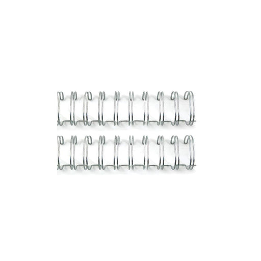 "We R Memory Keepers Cinch Wires .625"" 2-Pkg Silver CW58 71182 