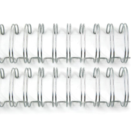 "We R Memory Keepers Cinch Wires 1"" 2-Pkg Silver CW1 71009 