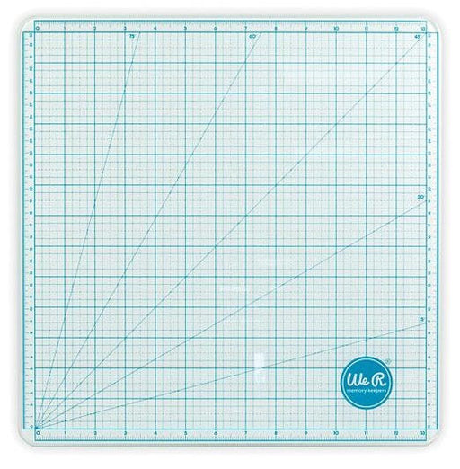 "We R Memory Keepers Precision Glass Cutting Mat 13"" x 13"" 71299 