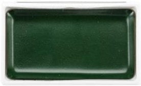 ZIG Kuretake Gansai Tambi Single Color Pan 5-Pkg Ever Green MC21 58 | Maple Treehouse