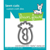 Lawn Fawn Dies Lawn Cuts Custom Craft Die Aloha LF1418