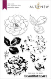 "Altenew 6"" x 8"" Clear Stamp Beautiful Heart"