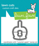 Lawn Fawn Cuts Caramel Apple LF1760