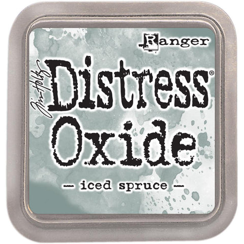 Ranger Tim Holtz Distress Oxides Ink Pad Iced Spruce 392400