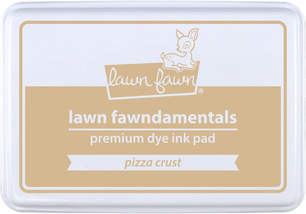 Lawn Fawn Ink Pad Pizza Crust