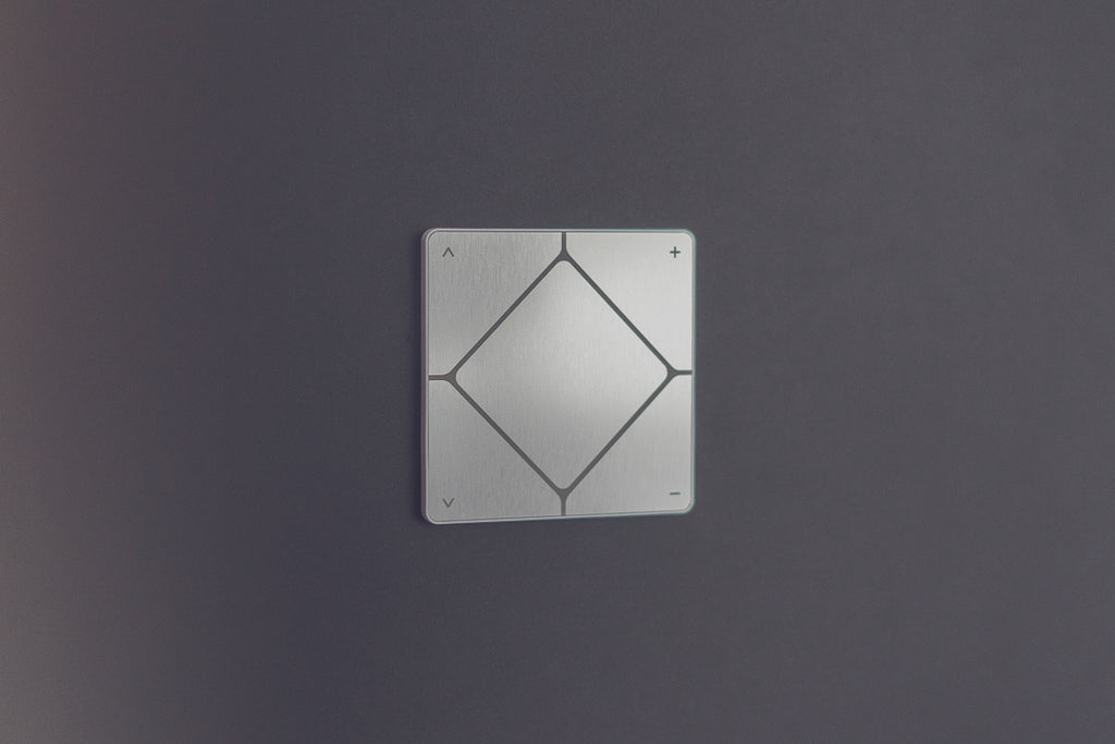 Faradite TAP 5 Custom Engraved switch plate