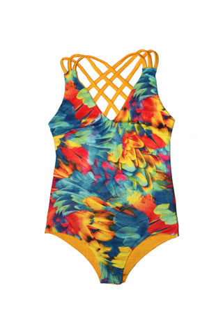 HINA One-Piece | TROPIC & GOLD