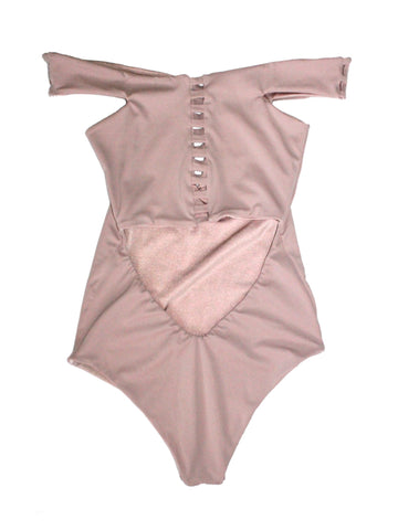 AINA One-piece | DUSTY ROSE