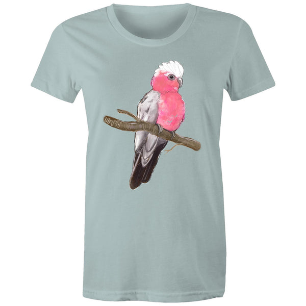 Galah Lover Ladies T-shirt (lots of colours)
