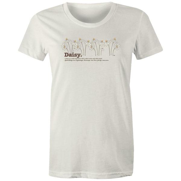Daisy - Women's Maple Organic Tee