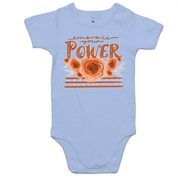 Embrace your Power - Baby Onesie Romper