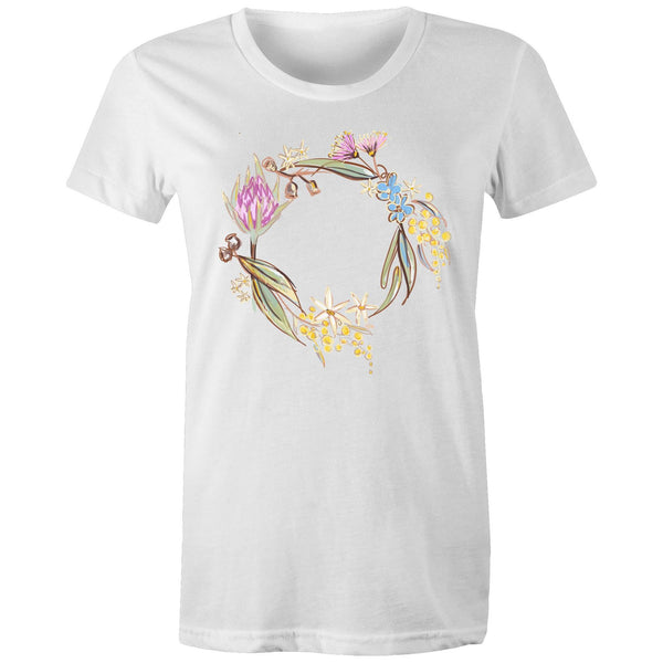 Aussie Natives - Women's Maple Tee