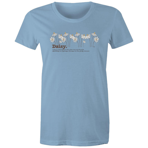 Daisy Tee (lots of colours) - Women's Maple Tee