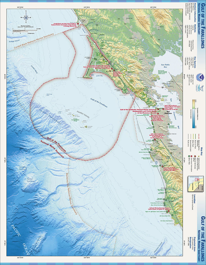 News - New Research Trajectory Announced - Gulf of Farallones