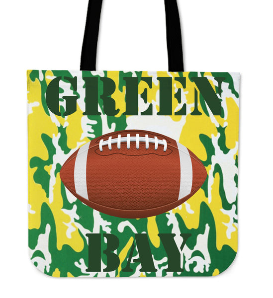 Green Bay Tote Bag