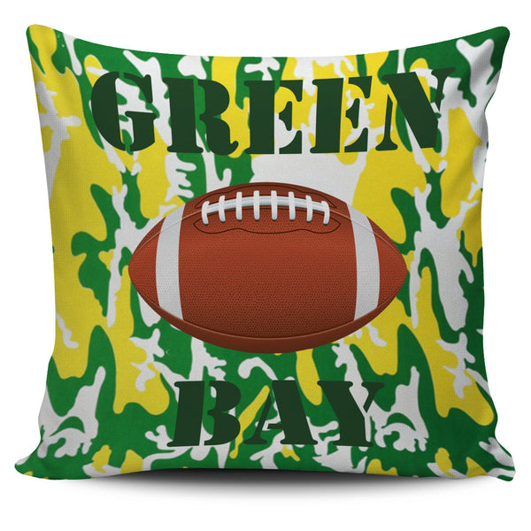 Green Bay Pillow Covers