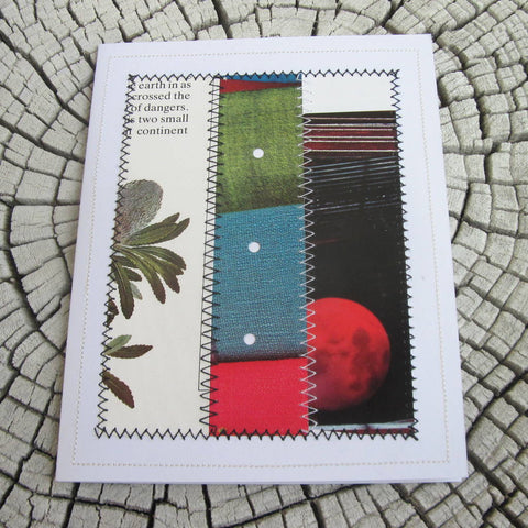 Greeting Card Earth