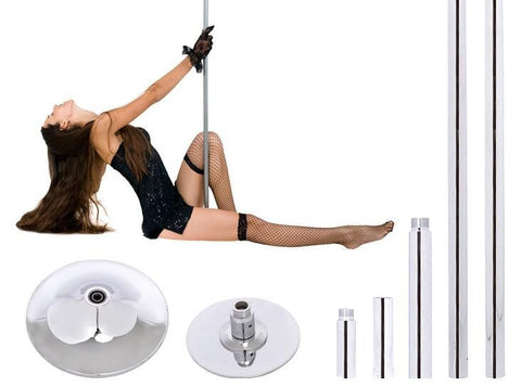 360 Spin Stripper Pole Dance