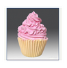 3D Silicone Cupcake Soap Candle Mold