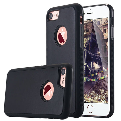 Anti Gravity Adsorbed Hard Shell Case For iPhone