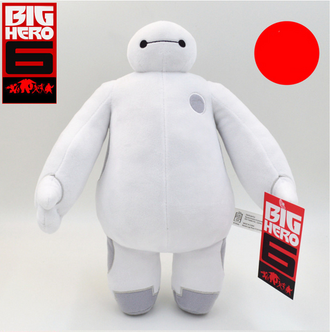 Baymax Robot Big Hero 6 Cartoon Plush Doll