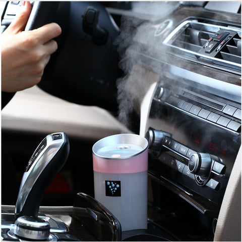 Car Humidifier USB Aromatherapy Diffuser