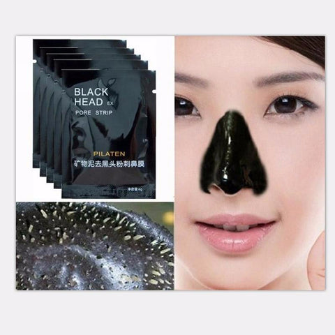 Charcoal Mask Packets Active Charcoal Face Mask to Clear Pores