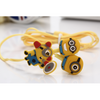 Despicable Me Cartoon Anime the Minion Style 3.5mm in ear Headphone Earphone