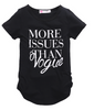 More Issues Than Vogue Kids Shirt