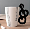Musical Notes Ceramic Mug