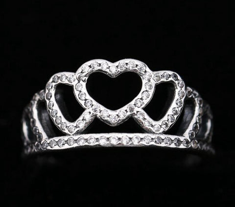 My Princess Crown Pandora Ring