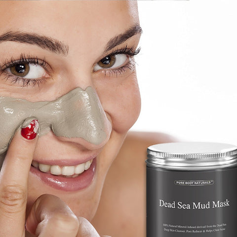 Naturals Dead Sea Mud Mask for Facial Treatment