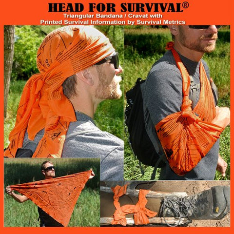 The Survival Bandanna