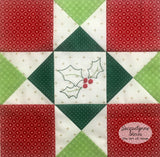 FaLaLa Holiday Table Runner - Digital Pattern