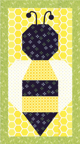 Save the Bees Block 4 - Digital